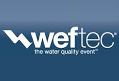 Pentair is proud to be present at the WEFTEC 2015