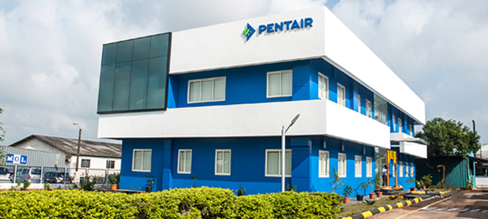 Pentair Codeline - office in Goa - India